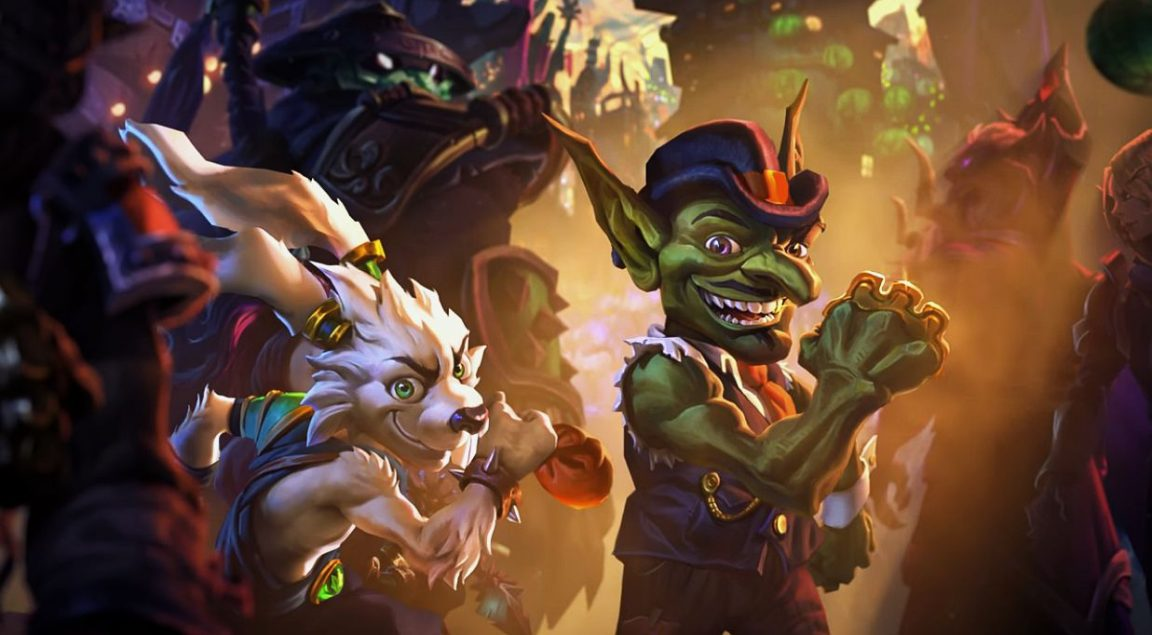 Hearthstone's Next Solo Campaign Takes Place Later This