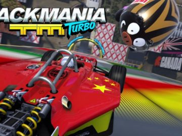 Trackmania Turbo Update 1.02 Adds PSVR and PS4 Pro Support; 40 VR Exclusive Tracks Available
