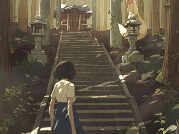 Miyamori is a Beautiful 2D Platformer Inspired by Japanese Folklore