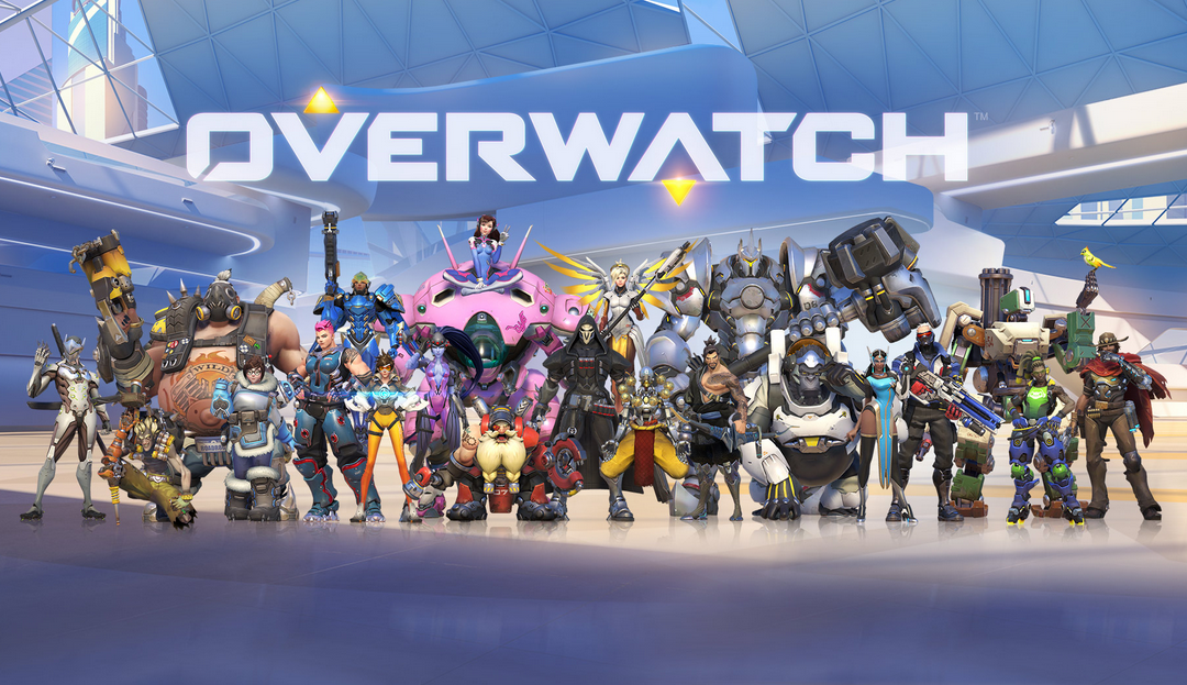 overwatch ios download