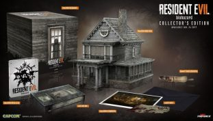 Some new Toys for Resident Evil fans