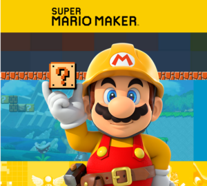 The Super Mario Maker 3DS Website is Live