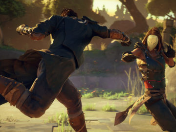 Absolver Delivers Ultra Fluid Melee Action One Punch At a Time