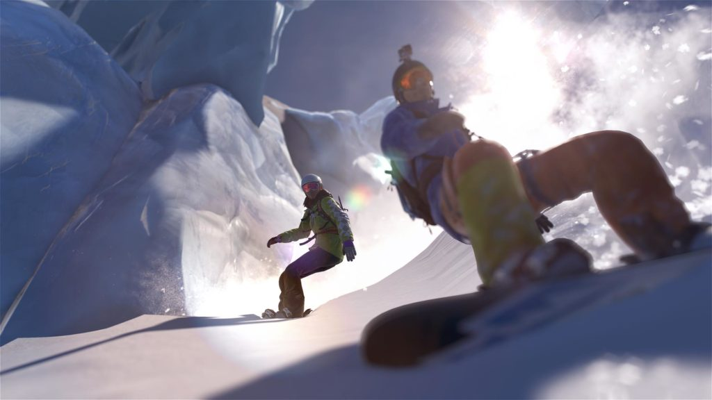 Ubisoft Reveals December's Riders of the Month in New Steep