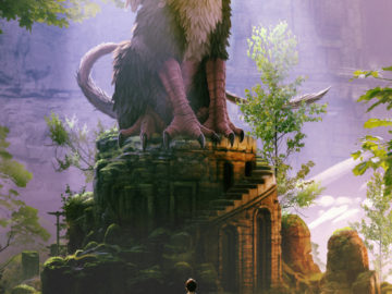 Beautiful Opening Footage From The Last Guardian Releases Early