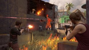 New Co-op Survival Mode Announced for Uncharted 4