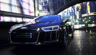 This Final Fantasy XV Audi Can Be Yours For Half a Million Dollars