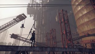 NieR Automata Demo Will Launch In Japan Prior To Full Game Release