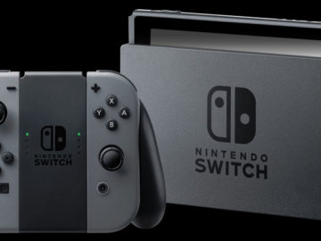 FCC Report Indicates Nintendo Switch has no Removable Battery