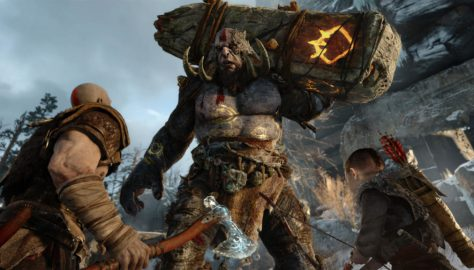 New God of War PS4 Game Reaches a Very Exciting Milestone