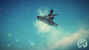Catch Some Waves With the Authentic and Arcade-like Surf World Series