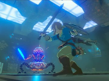 New Legend of Zelda: Breath of the Wild Image Hypes Up Players