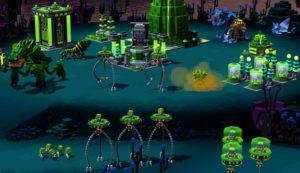 Fast-paced Retro RTS 8-Bit Invaders Makes Conquering the Multiverse a Cinch