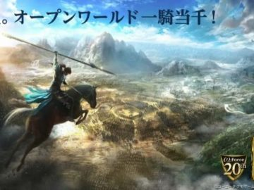 One can Only Hope Dynasty Warriors 9 Will be Bigger and Better
