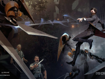 Dishonored 2 has a Free Game Update Incoming, New Game Plus Included