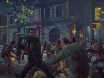 Dead Rising 4 Delivers Some Awesome New Christmas Toys for Players