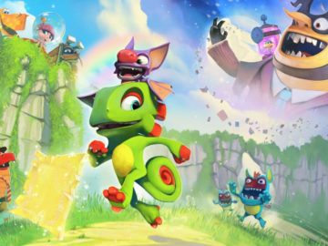 End of Wii-U Production Had Nothing to Do With Yooka-Laylee Switch