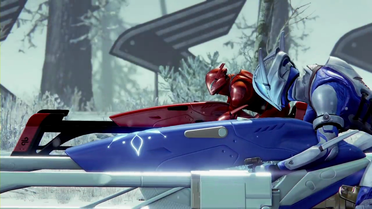 Destiny: The Dawning – Upgrade Your Ride With These Secret Sparrows