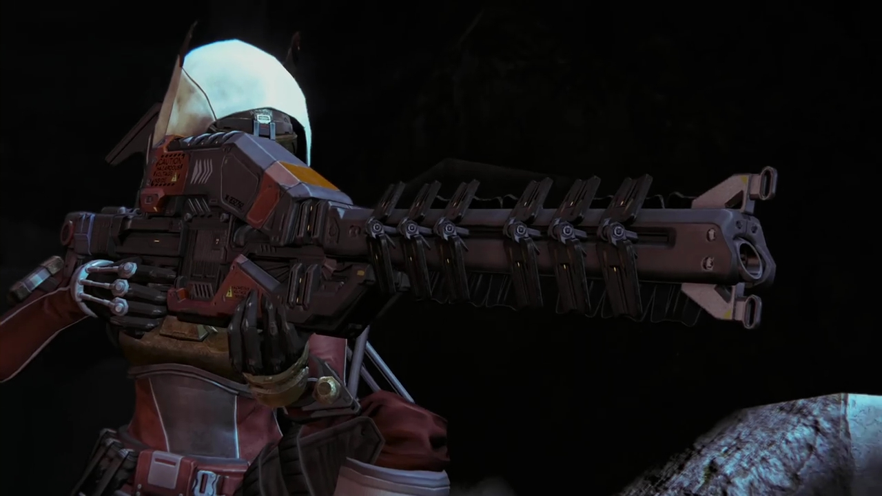 Destiny: The Dawning - How to Get Ice Breaker, Void