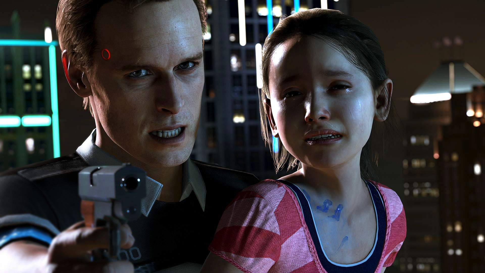 Detroit Become Human Dreams Not Confirmed For 2017 Gameranx