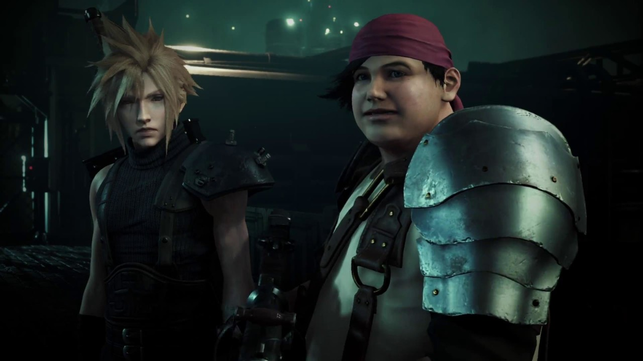 You Can Now Digitally Preload Final Fantasy 7 Remake