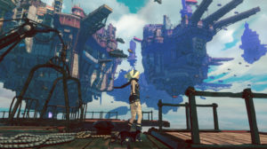 Gravity Rush 2 Demo Finally Out on PS4; 6.2GB in Size and Features Two Paths