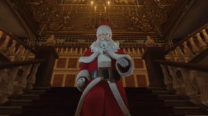 Ho Ho Ho Hitman Gets Into the Giving Spirit