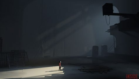 Developer Playdead, Limbo & Inside, Teases Job Listing on Twitter for Upcoming New Game
