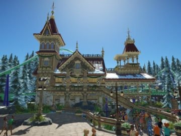 Check Out These Incredible Planet Coaster Fan Community Creations
