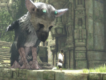 Shadow of the Colossus (PS4): How To Find The Secret Last Guardian Easter Egg Cave