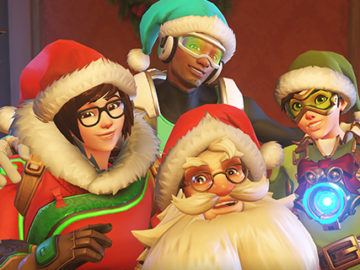 Get in the Holiday Spirit With Overwatch's Winter Wonderland Update
