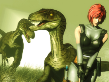 Rumor: Capcom Vancouver Passed On Dino Crisis Reboot