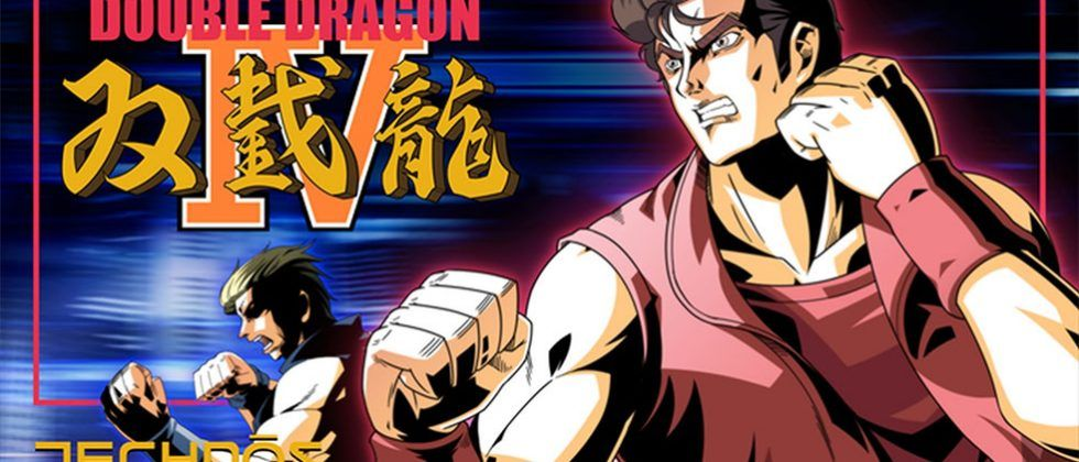 Retro Double Dragon IV Announced for PS4 and PC