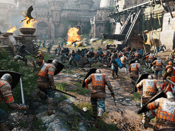 For Honor Entering Closed Beta, Two new Heavy Heroes Unveiled
