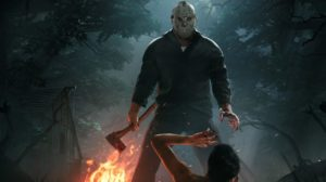 Here's some more terrifying Friday The 13th Gameplay
