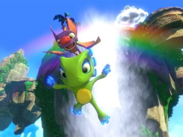 Xbox Store Potentially Reveals Yooka-Laylee's Release Date