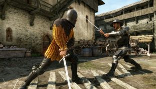 Kingdom Come Deliverance Update 1.7.1 Addresses The Amorous Adventures of Bold Sir Hans Capon DLC Issues, Tournament Fixes and More