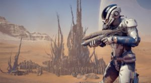 Mass Effect: Andromeda Devs Are Trying to Balance Planet Sizes In-Game