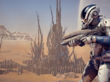 Daily Deal: Mass Effect Andromeda PC Drops To $13.38 On Amazon