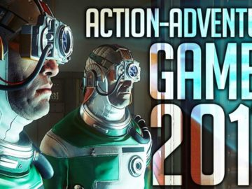 Top Upcoming Action-Adventure Video Games of 2017