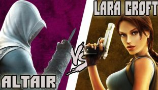 Check Out This Epic Gaming Rap Battle Between Two Major Franchises