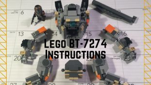 Titanfall 2 has Lego'ed up