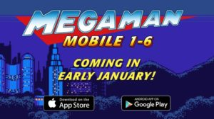 Capcom: Original Six Mega Man Games are Coming to Mobile
