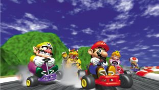 Wii U Virtual Console Adds Mario Kart 64 to the Collection