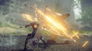 NieR: Automata PS4 Demo goes Live today