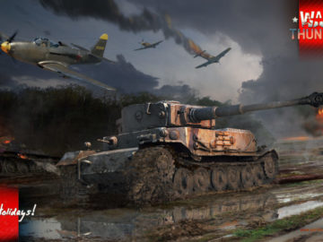 War Thunder Is Finally Out on PS4