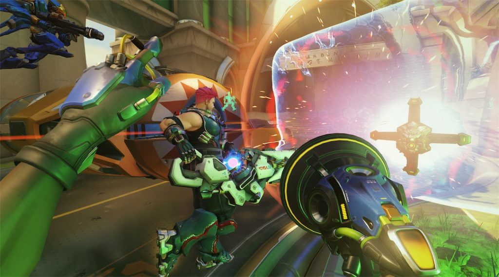 Blizzard buffs four heroes on 'Overwatch' PTR, details here