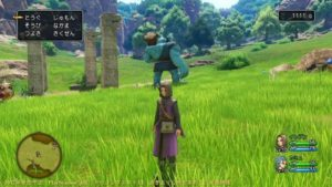More info on Dragon Quest XI's PS4 Version