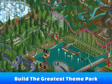 RollerCoaster Tycoon 1 & 2 are Getting Ported to Mobile