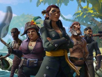 "Sea of Thieves Dev Describes Title as ""Most Fun and Welcoming Multiplayer Game Ever"""